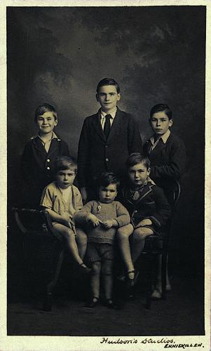 Chronology 1913-1949 – William Scott CBE RA (1913-1989)